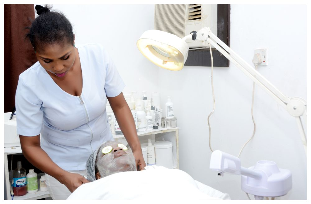 Beauty Treatments at KQBIS